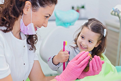 Дитяча стоматологія в Черкасах